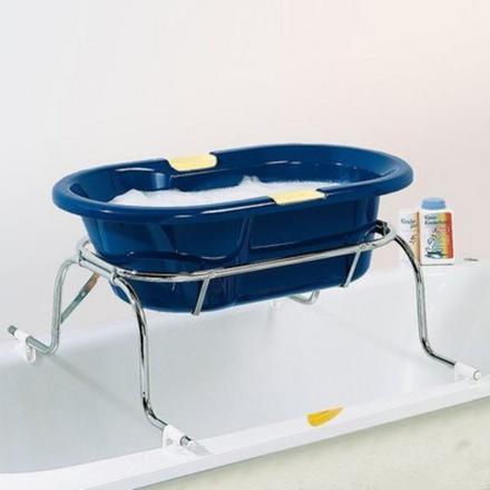 baignoire bébé support