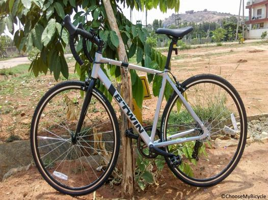 btwin triban 100