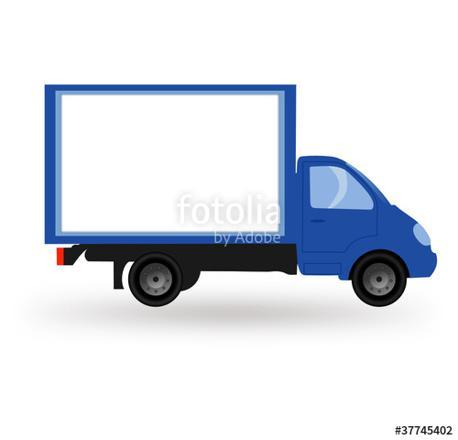 camion livraison