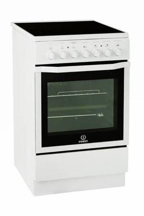 cuisiniere vitroceramique indesit