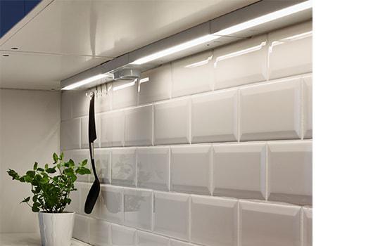 eclairage meuble cuisine