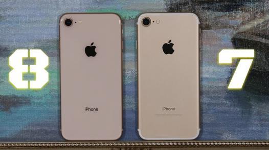 iphone 7 ou 8