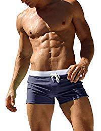 maillot de bain homme boxer