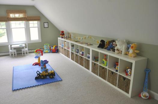 meuble salle de jeux