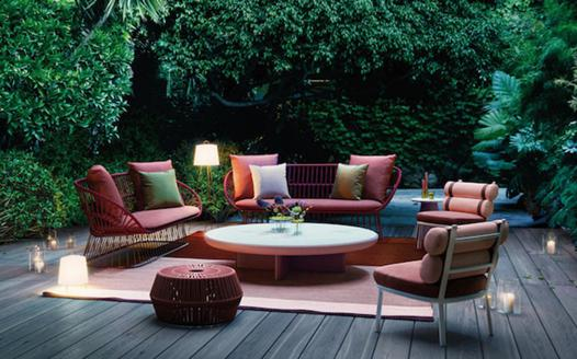 mobilier de terrasse