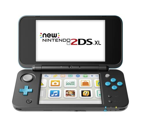 nintendo 2 ds xl