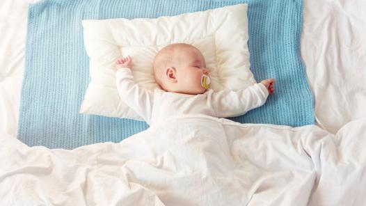 oreiller bébé