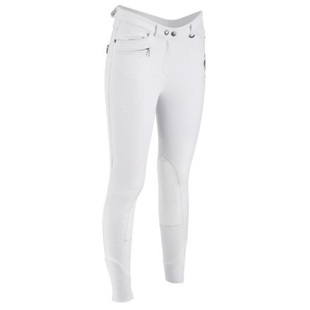 pantalon equitation blanc