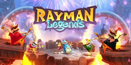 rayman legend