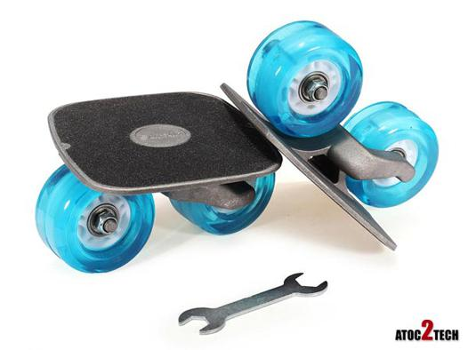 roller 2 roues