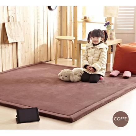 tapis épais
