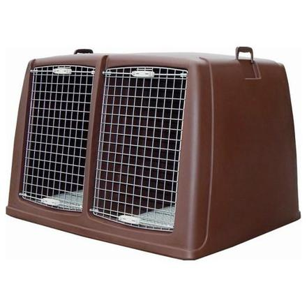 caisse de voyage pour chien