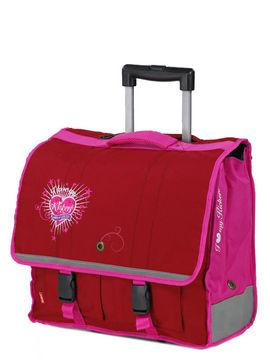 cartable a roulette fille ce2