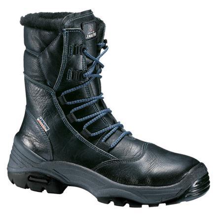 chaussure de securite haute