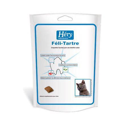 croquettes anti tartre pour chat