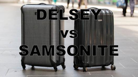 delsey vs samsonite