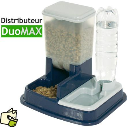 distributeur croquettes pour chat