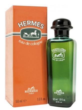 eau de cologne hermes