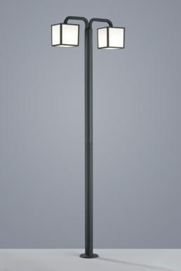 lampadaire led exterieur