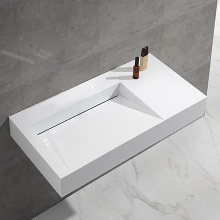 lavabo suspendu