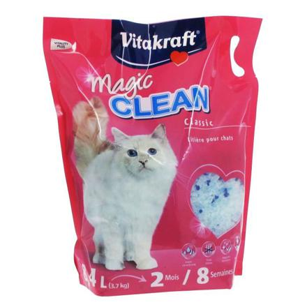 litière magic clean