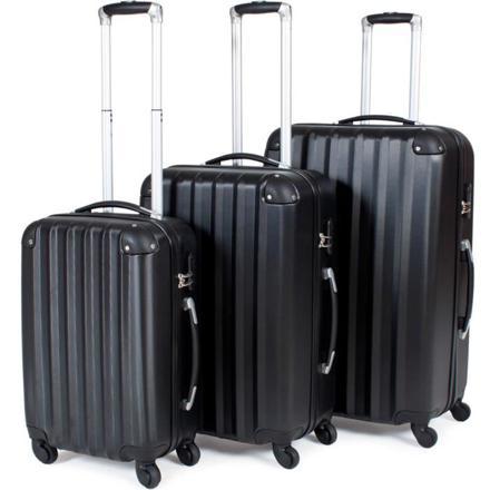 lot valise rigide