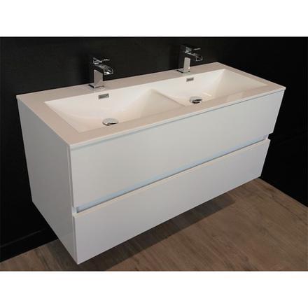 meuble salle de bain 120 cm double vasque