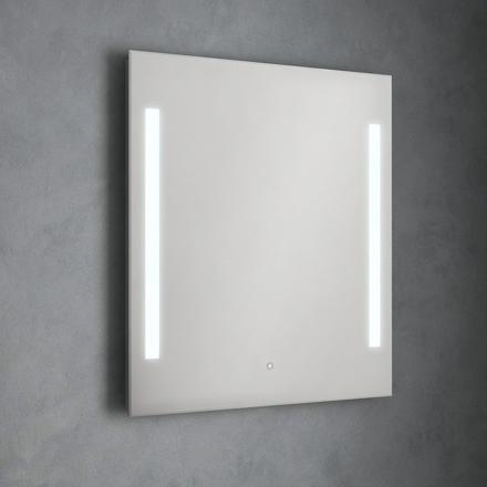 miroir salle de bain lumineux