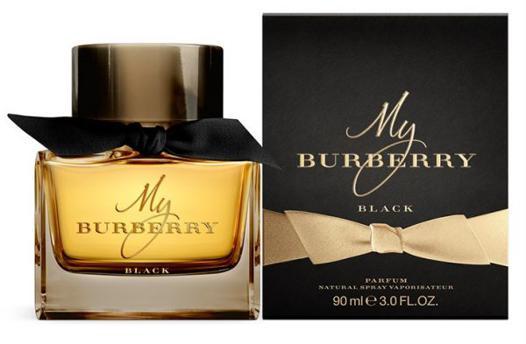my burberry black
