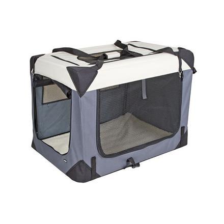niche de transport pour chien