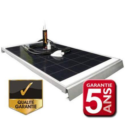 panneau solaire camping car