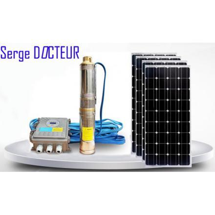 pompe solaire
