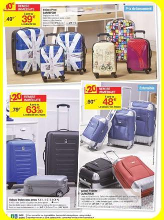 promo valise
