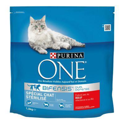 purina chat stérilisé