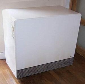 radiateur accumulation