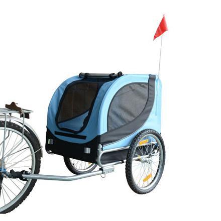 remorque pour chien vélo