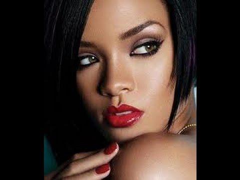 rihanna maquillage