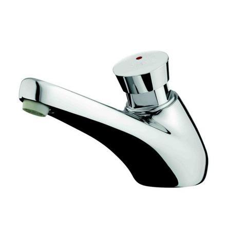 robinet poussoir temporisé
