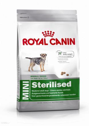 royal canin sterilised chien