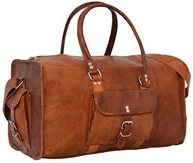 sac voyage cuir