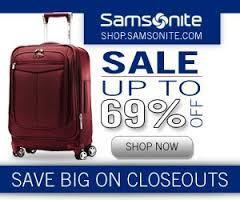 samsonite discount