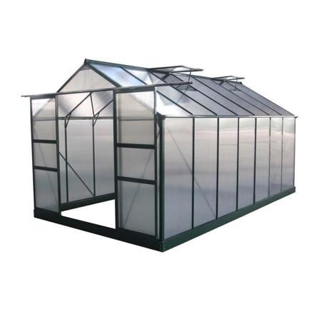 serre jardin polycarbonate