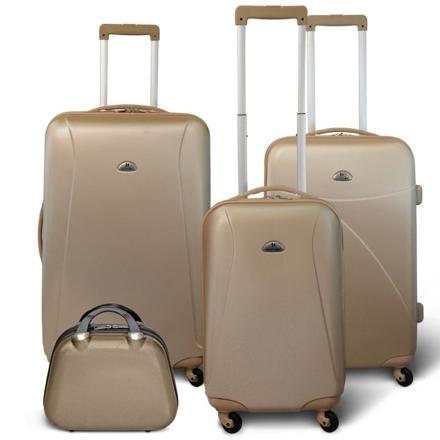 set de valise avec vanity
