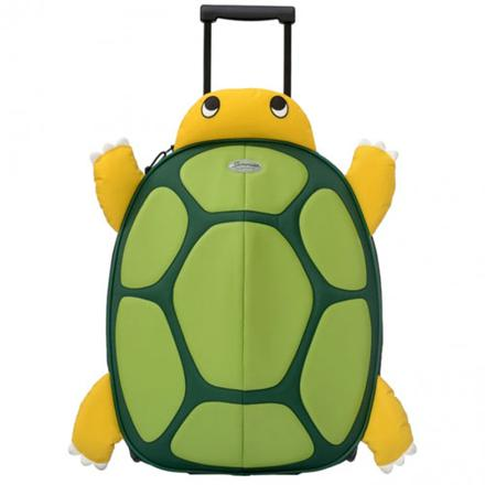 valise tortue