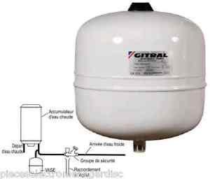 vase d expansion sanitaire