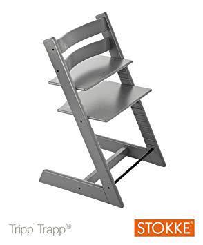 chaise haute tripp trapp naturel stokke