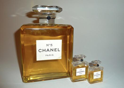 grand flacon de parfum