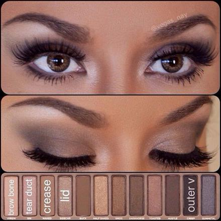 maquillage urban decay