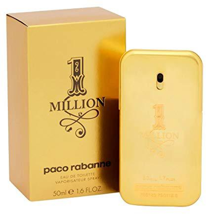one million de paco rabanne