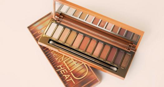 palette maquillage urban decay